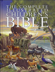 complete illustrated childrens bible