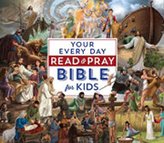 everyday read and pray bible