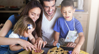 Make Family Life More Meaningful With Everyday Traditions
