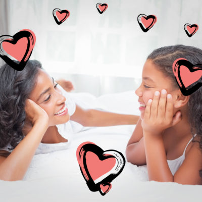 This Valentine's Day, Remind Your Daughter She's Loved