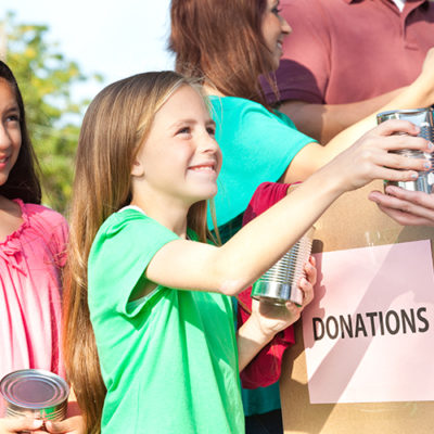 Does Your Child Have a Spirit of Generosity?