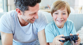 4 Great Ways to Turn Video Game Time Into Family Time