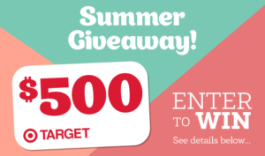 Make Your Family's Summer the Best Ever! – $500 Gift Card Giveaway
