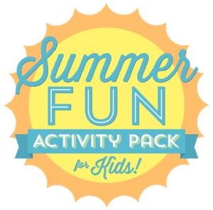 Summer Fun Activity Pack