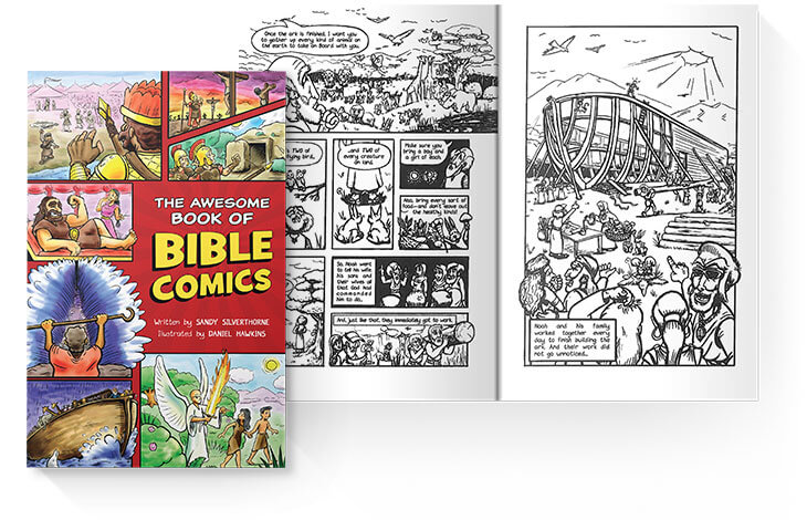 Awesome Book of Bible Comics