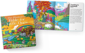 Illustrated Bible for Little Ones
