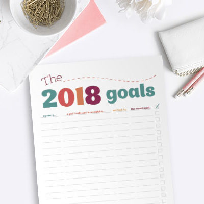 What Are Your Family Goals for the New Year?