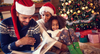 This Christmas, Share the Greatest Story Ever Told with Your Children