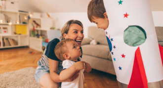 Learn How to Love the Kind of Mom You Are