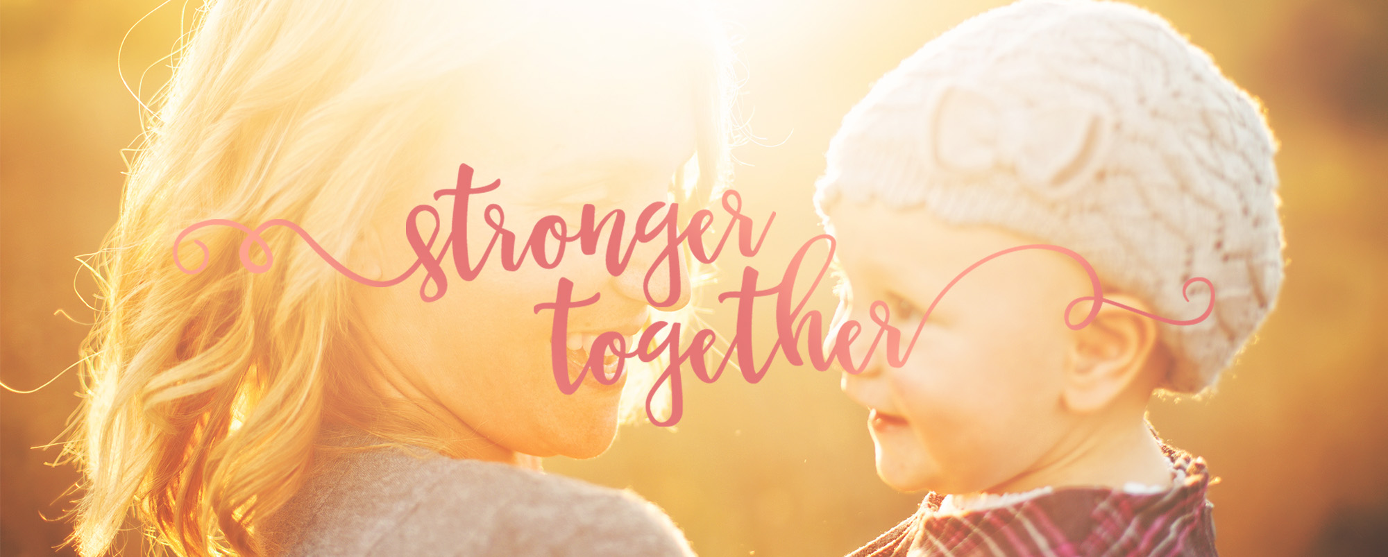 The Christian Mommy - Stronger Together