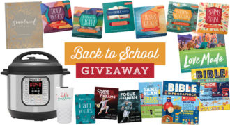 Cooking Up Something Fun for You and Your Kids – Enter Our Back-to-School Giveaway!