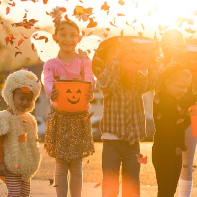 Shine Your Light on Halloween