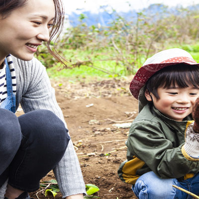 Share the Joy of Gardening with Your Family
