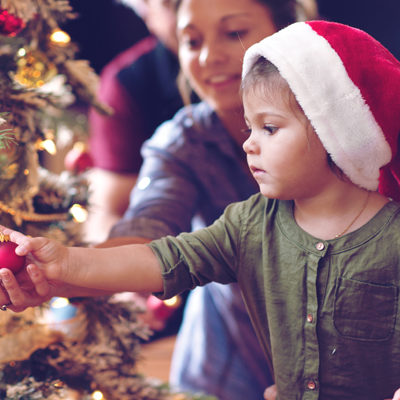 Here's Why I'm Ditching Christmas Traditions