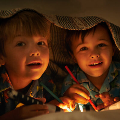 Is Getting Your Kids to Bed Becoming a Nightly Battle? These Ideas May Help.