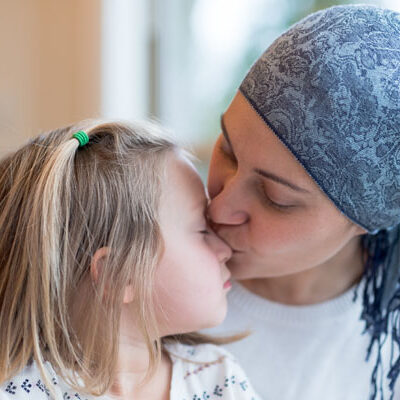 Make the commitment to love courageously (and teach your children to do the same).